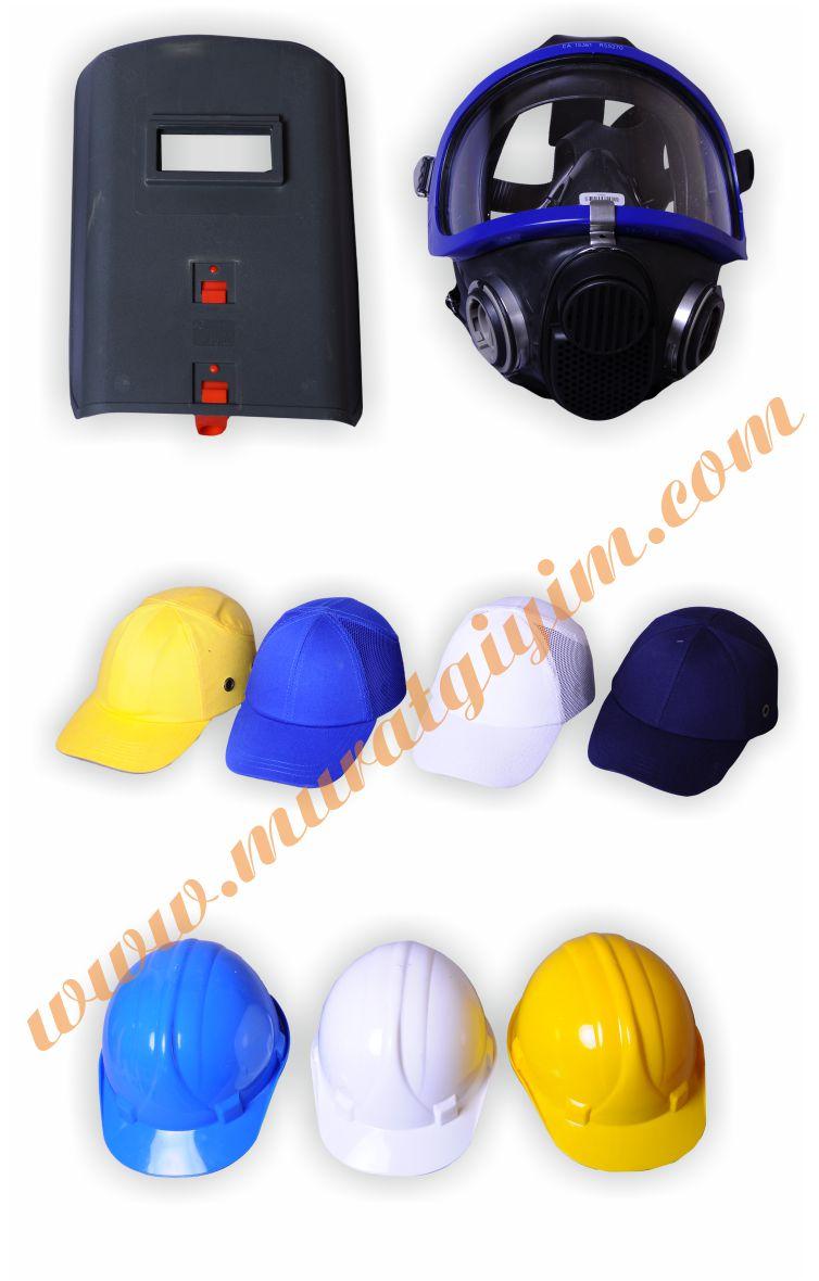 Şapka - Baret - Maske